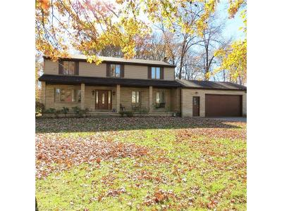 Warren Single Family Home For Sale: 9086 East Market St