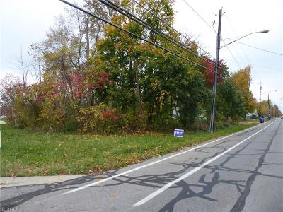 Lorain County Residential Lots & Land For Sale: Lake Rd