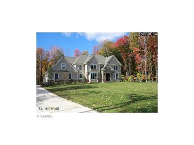 Geauga County Single Family Home For Sale: Sl Fedeli Ln