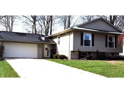 Alliance OH Single Family Home Sold: $134,900