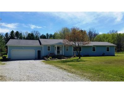 Ravenna Single Family Home For Sale: 5264 State Route 303