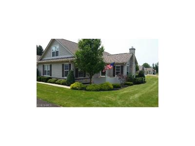 Youngstown Condo/Townhouse For Sale: 9264 Sharrott Rd #1602