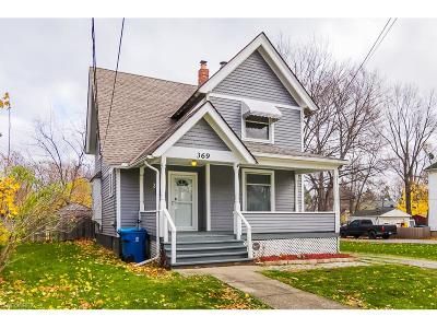 Single Family Home Sold: 369 Liberty St