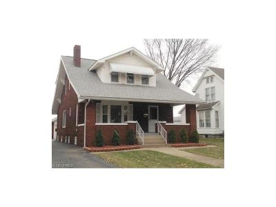 Single Family Home Sold: 1151 Tuscarawas Avenue