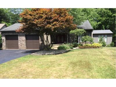 Girard Single Family Home For Sale: 2185 Crestmont Dr