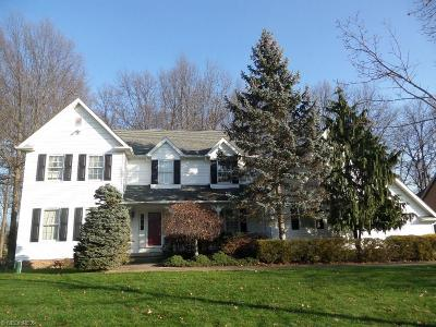 Warren Single Family Home For Sale: 580 Avalon