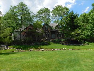 Chagrin Falls Single Family Home For Sale: 109 Fox Trl