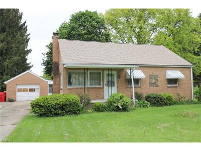 Poland Single Family Home For Sale: 1934 Wingate Rd