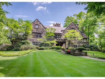 Shaker Heights Single Family Home For Sale: 2775 South Park Blvd