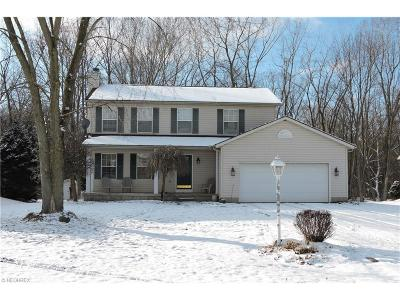Alliance OH Single Family Home Sold: $155,200