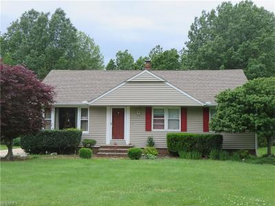 Highland Heights Single Family Home For Sale: 620 Bishop Rd
