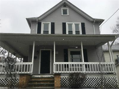 Salem OH Single Family Home Sold: $42,000