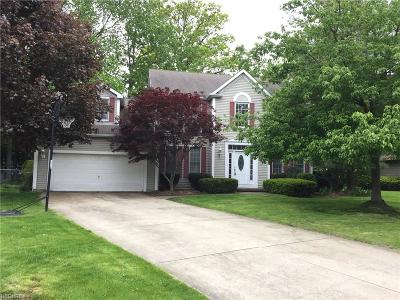 North Olmsted Single Family Home For Sale: 6244 Sandpiper Ln