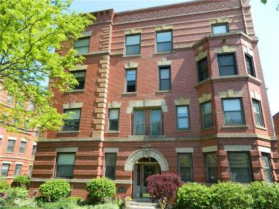 Cleveland Condo/Townhouse For Sale: 11014 Detroit Ave #7