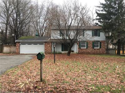 Warren Single Family Home For Sale: 8560 Black Oak Dr Northeast