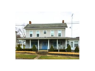 Single Family Home For Sale: 90 West Main St