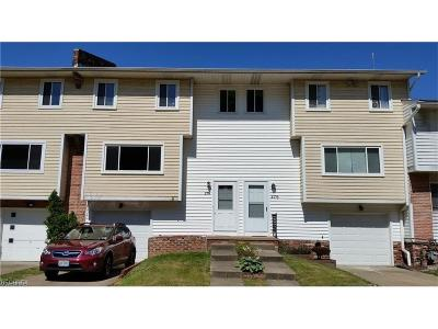 Painesville Condo/Townhouse For Sale: 278 University Ave