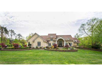 Concord Single Family Home For Sale: 8320 Tewksbury Ln