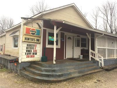 Rock Creek Commercial For Sale: 4518 Mechanicsville Road