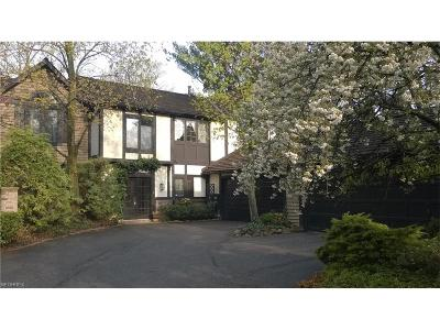 Rocky River Condo/Townhouse For Sale: 9 Hidden Valley Rd #9