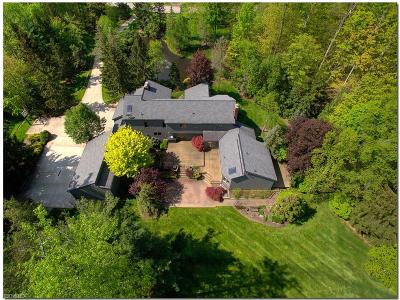 Geauga County Single Family Home For Sale: 8970 Galloway Trl
