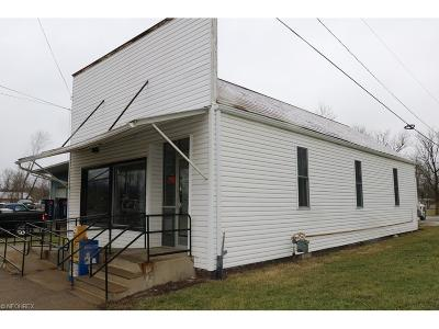 Guernsey County Commercial For Sale: 200 Main St