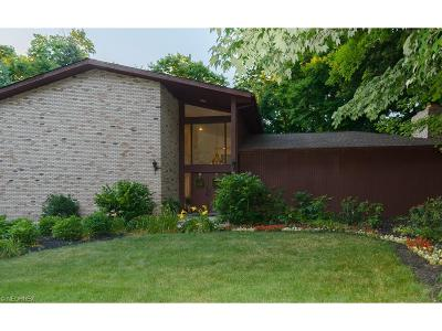 Mentor Single Family Home For Sale: 9351 Canterbury Ln