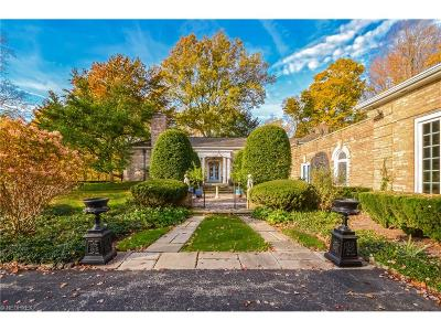 Gates Mills Single Family Home For Sale: 1745 Epping Rd