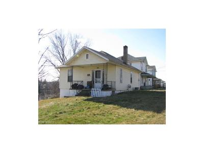 Guernsey County Single Family Home For Sale: 1906 Stewart Ave
