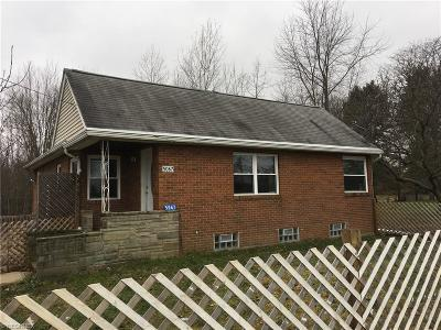 Homeworth OH Single Family Home Sold: $80,000