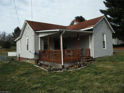Zanesville Single Family Home For Sale: 1635 Neil Ave