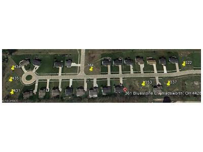 Wadsworth OH Residential Lots & Land For Sale: $54,500