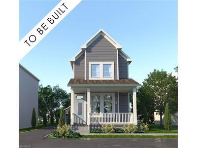 Lakewood Single Family Home For Sale: 1635 Hopkins Ave