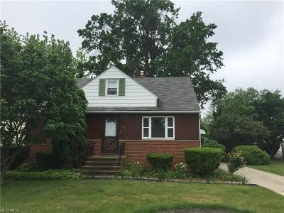 Willowick Single Family Home For Sale: 290 East 326th St