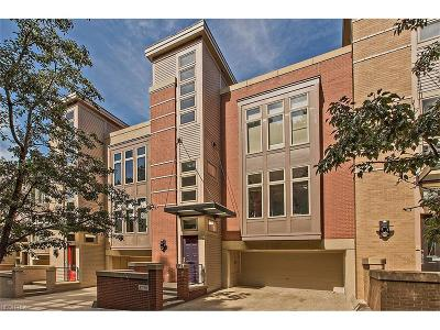 Cleveland Condo/Townhouse For Sale: 2315 Edgehill Rd