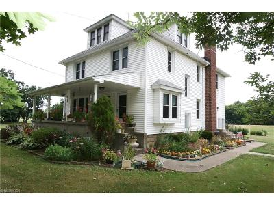 Ravenna Single Family Home For Sale: 8380 State Route 44