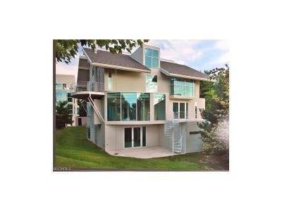 Bratenahl Single Family Home For Sale: 9615 Cushing Blvd