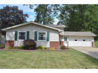 Boardman Single Family Home For Sale: 186 Shorehaven Dr
