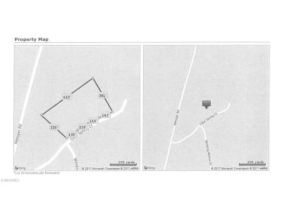 Valley City Residential Lots & Land For Sale: 5655 Clear Spring Ct