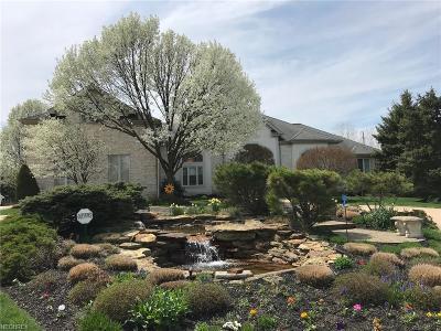 Pepper Pike Single Family Home For Sale: 2634 Ginger Wren Rd