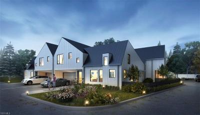 Beachwood Single Family Home For Sale: 2410 Richmond Rd #12