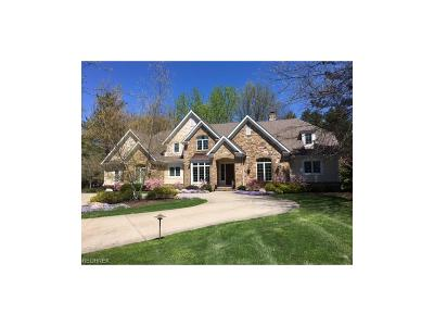 Pepper Pike Single Family Home For Sale: 29875 Bolingbrook Rd