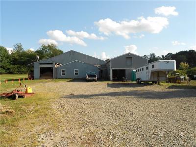 Medina County Farm & Ranch For Sale: 950 Fixler Rd