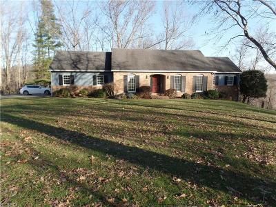 Morgan County Single Family Home For Sale: 3980 North Dugan Rd Northwest