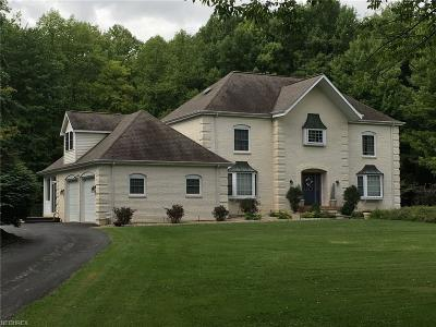 Concord Single Family Home For Sale: 11950 Girdled Rd