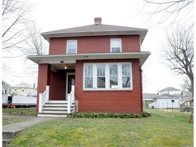 Muskingum County Single Family Home For Sale: 730 Homewood Ave