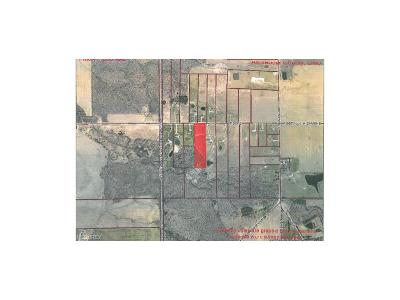 Residential Lots & Land For Sale: 2546 Tische Rd