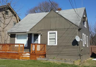 Youngstown Multi Family Home For Sale: 4327 Southern Blvd