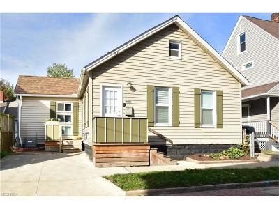 Single Family Home For Sale: 2498 West 8th St