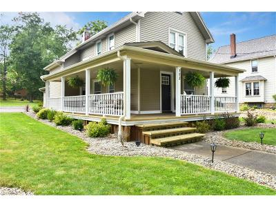 Poland Single Family Home For Sale: 103 North Main St